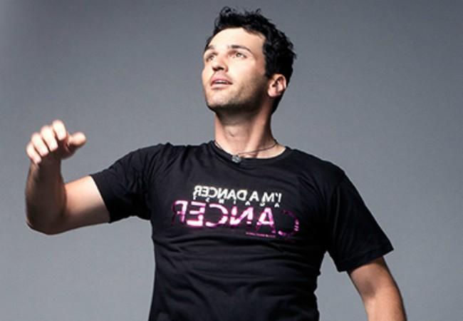 Tony Dovolani as seen in June 2013