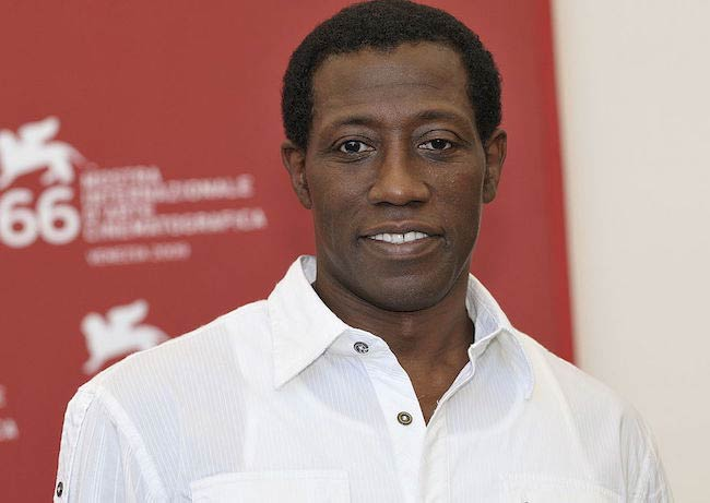 Wesley Snipes during 66th Venice Film Festival in 2009