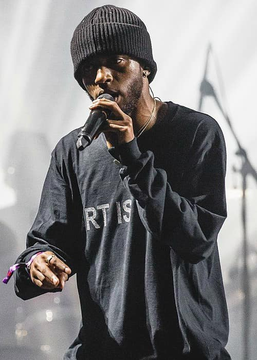 6lack performing in August 2017