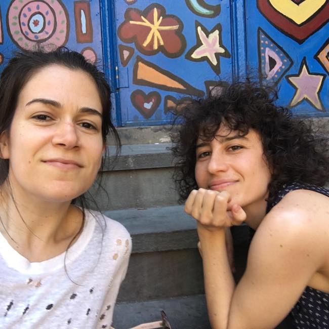 Abbi Jacobson and Ilana Glazer (Right) in July 2016