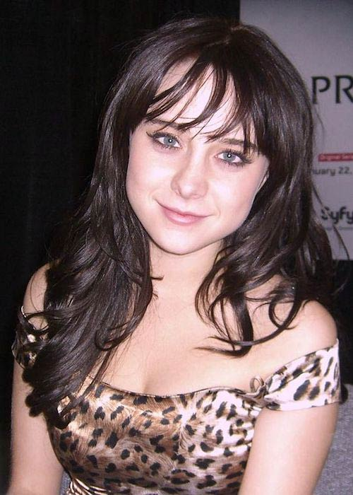 Alessandra Torresani at the Big Apple Convention in Manhattan in 2009