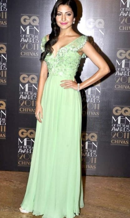 Anushka Sharma at GQ Men Of The Year Awards in 2011