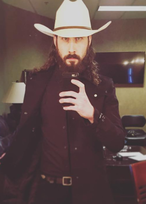 Avi Kaplan in a selfie in October 2016