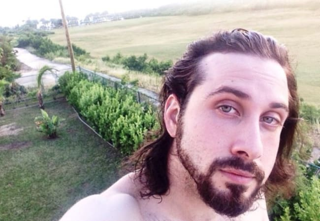 Avi Kaplan in an Instagram selfie as seen in January 2015