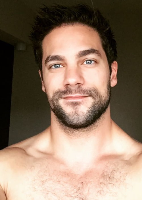 Brant Daugherty in an Instagram selfie as seen in January 2018