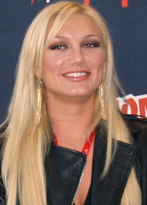 Brooke Hogan during a press event in October 2013