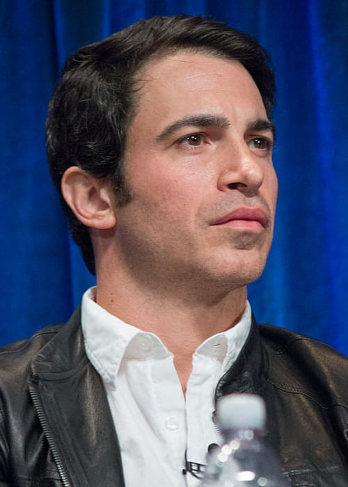 Chris Messina at PaleyFest 2013's panel for The Mindy Project