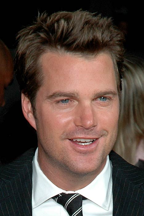 Chris O'Donnell at the Max Payne premiere in Hollywood, California in 2008