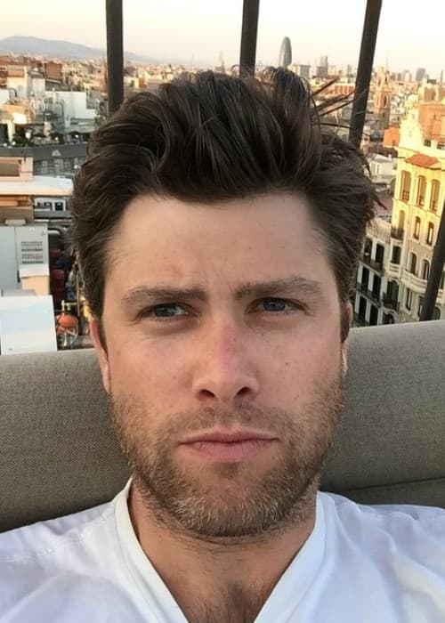 Colin Jost in a selfie in June 2015
