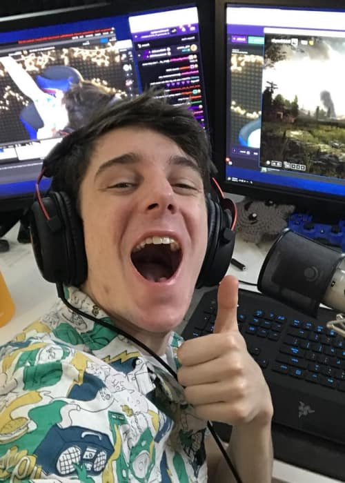 CrankGameplays as seen in March 2018