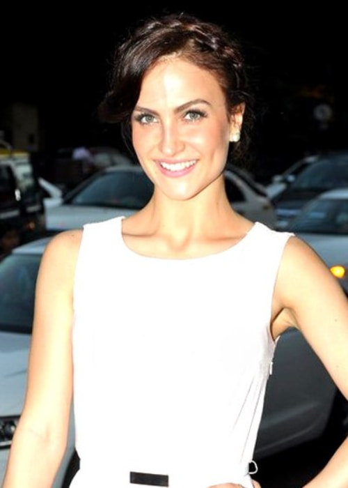 Elli AvrRam as seen in September 2015