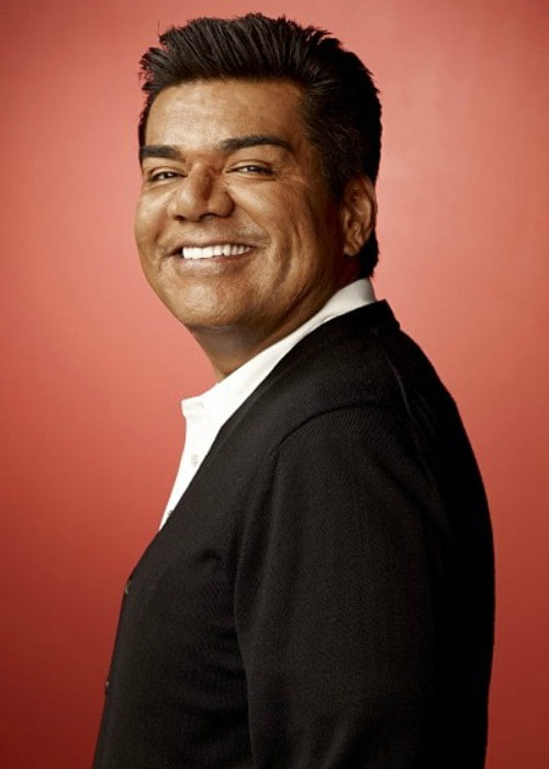 George Lopez as seen in February 2014