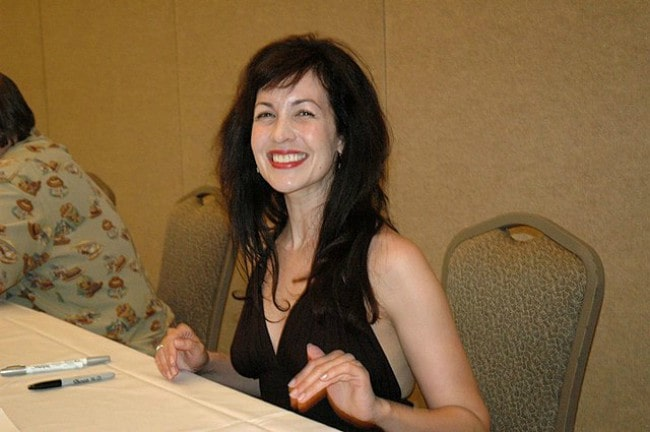 Grey DeLisle as seen in May 2008