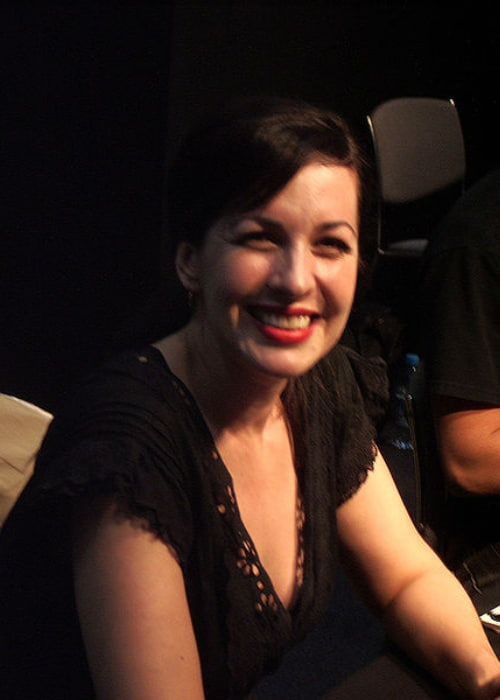 Grey DeLisle as seen in November 2008