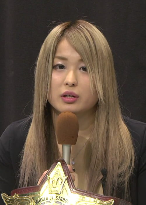 Io Shirai as seen in February 2017