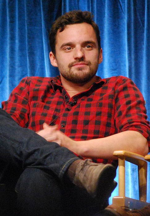 Jake Johnson at Paleyfest 2012