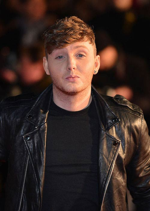 James Arthur during NRJ Music Awards 2014