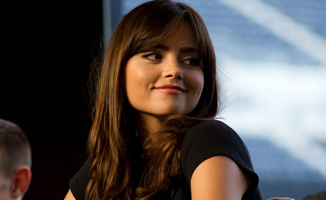 Jenna Coleman as seen in July 2013