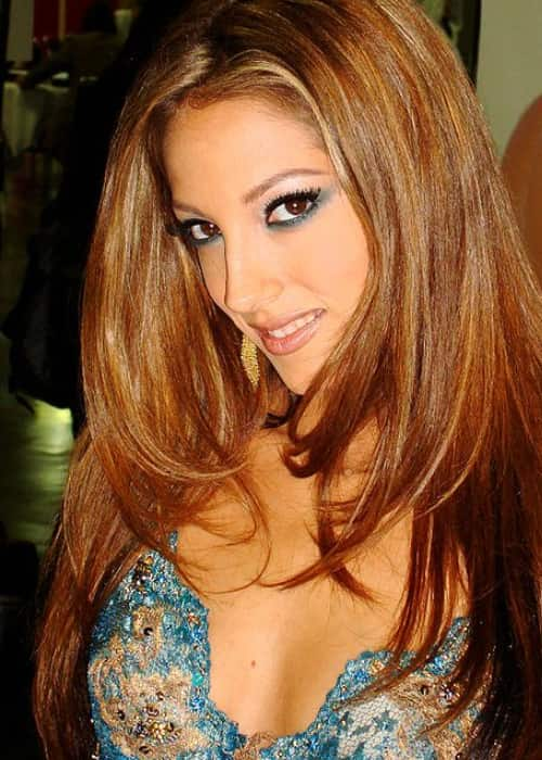 Jenna Haze as seen in January 2007