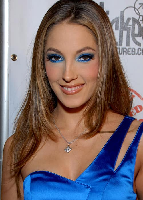 Jenna Haze attending the XRCO Awards in April 2009