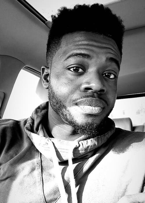 Kevin Olusola as seen in January 2018