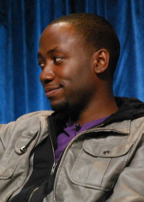 Lamorne Morris as seen in March 2012