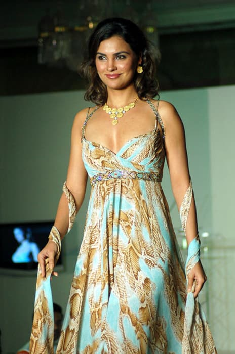 Lara Dutta as seen in March 2005