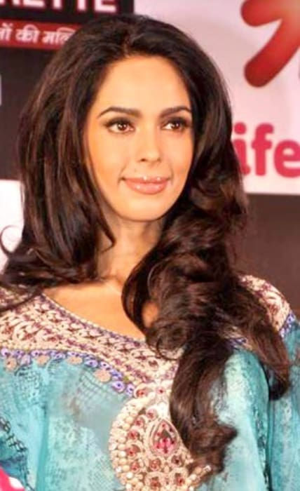 Mallika Sherawat at the launch of Bachelorette India in October 2013