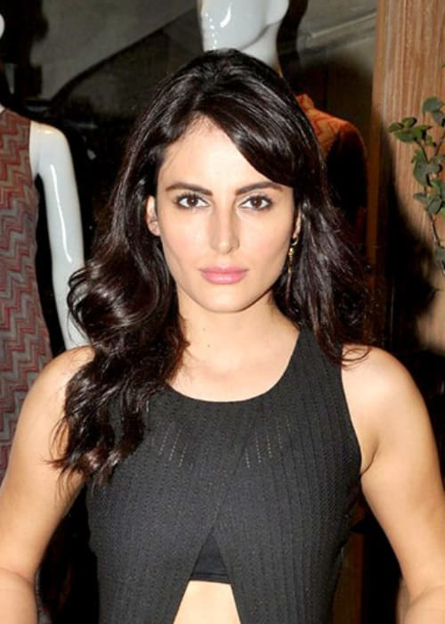 Mandana Karimi at Grass & Root launch in August 2015