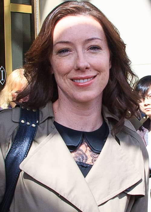 Molly Parker at Toronto International Film Festival in 2010