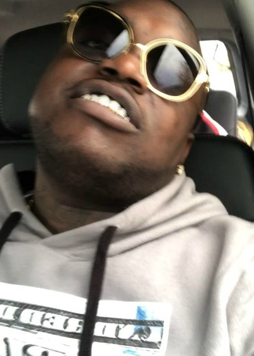 Peewee Longway in an Instagram selfie as seen in April 2018
