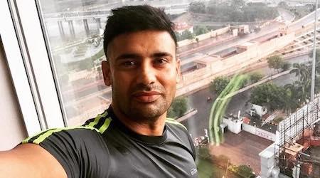 Sangram Singh Workout and Diet Secrets
