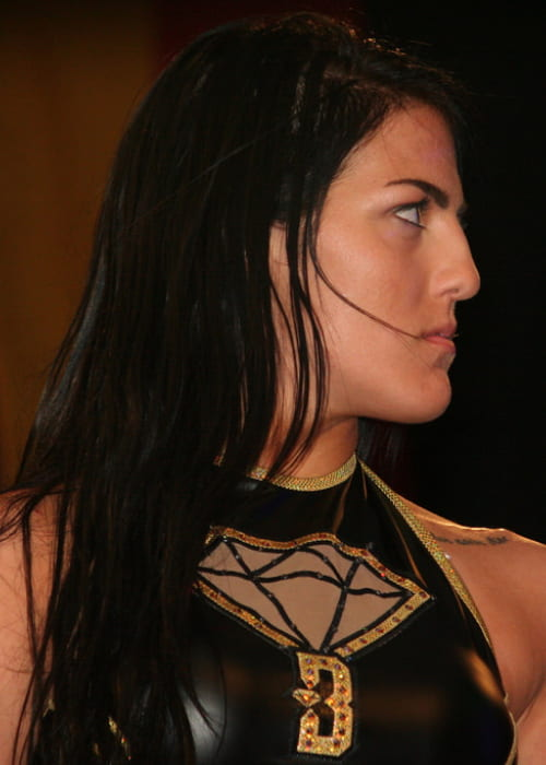Tessa Blanchard as seen in January 2017