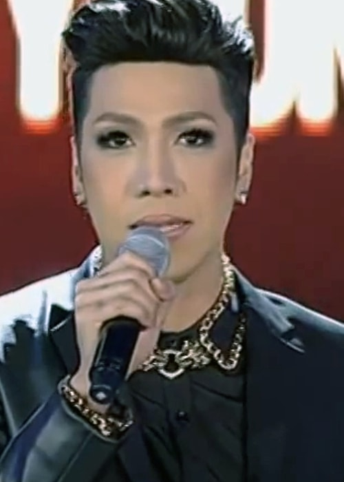 Vice Ganda at the ABS CBN Christmas Special in March 2014