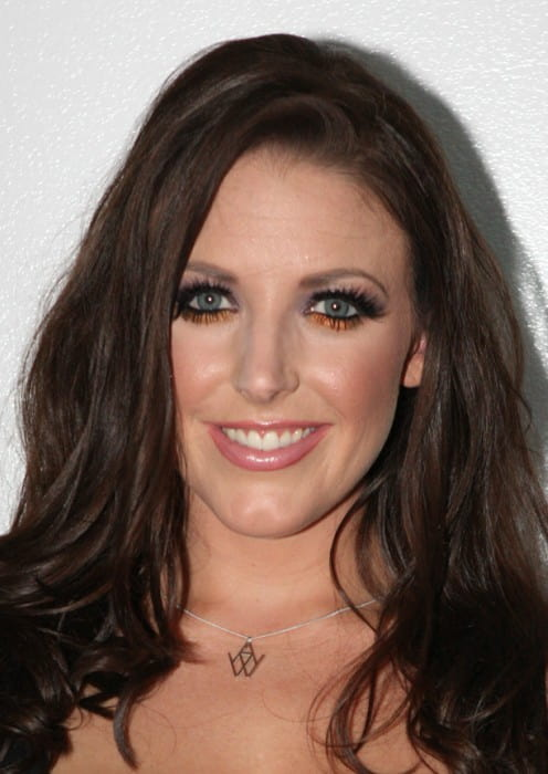 Angela White in Sydney as seen in March 2013