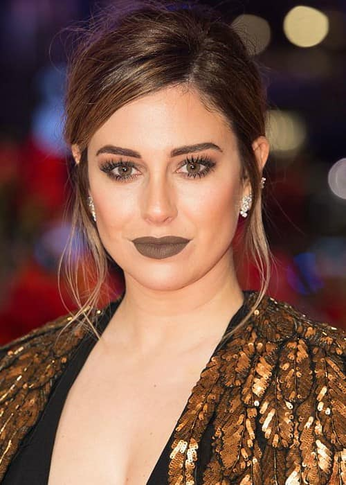 Blanca Suárez at the opening night of the movie The Bar at the Berlinale 2017