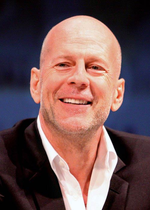 Bruce Willis at the 2010 Comic-Con in San Diego