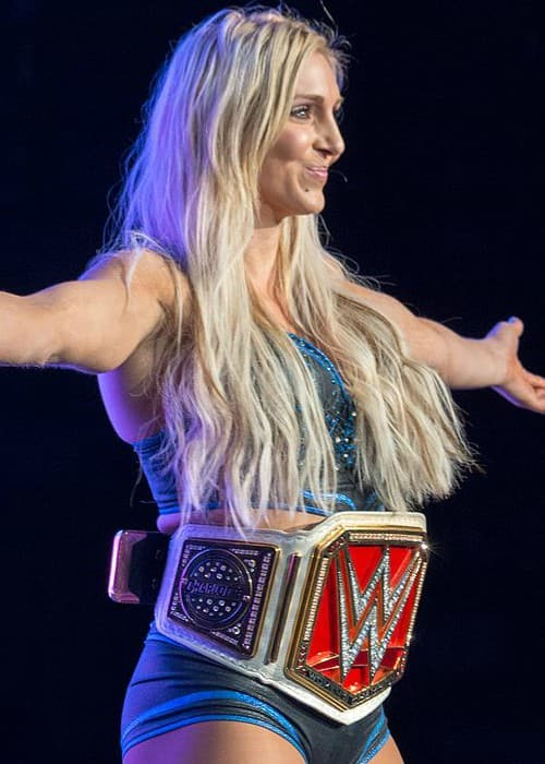 Charlotte Flair as seen in July 2016