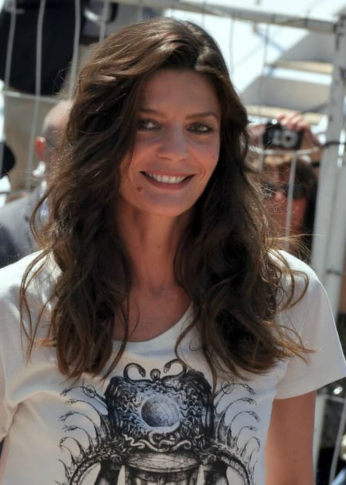 Chiara Mastroianni at Cannes Film Festival in 2011