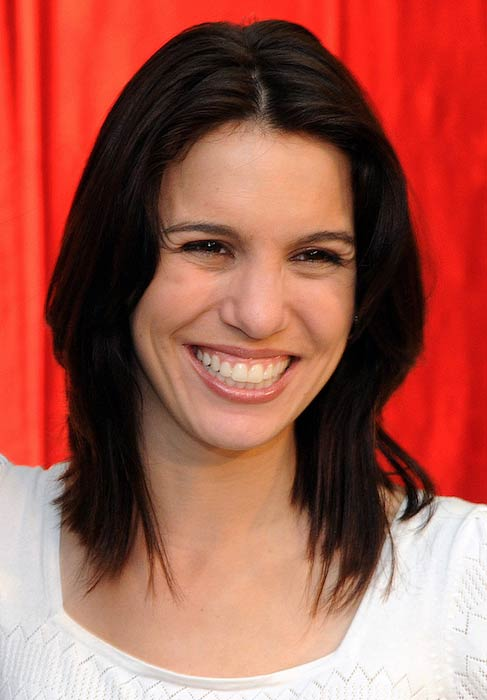 Christy Carlson Romano during the Hollywood Ambassadors Start Overseas Tour in 2009