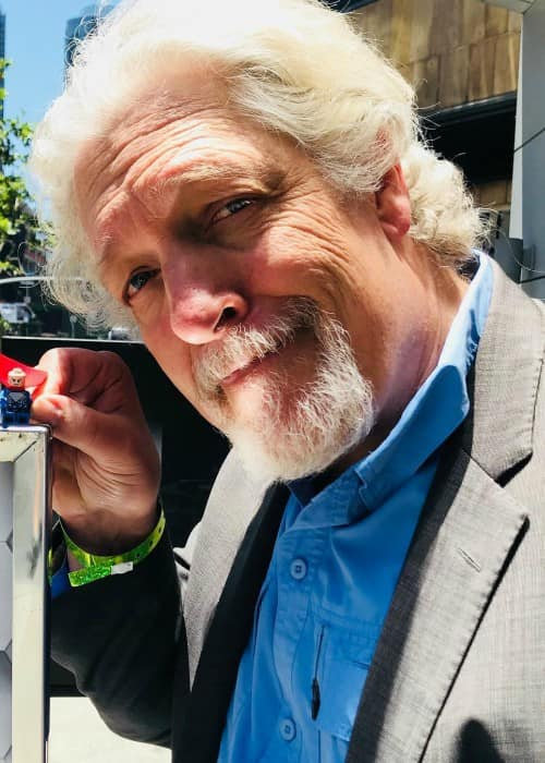 Clancy Brown in an Instagram post as seen in June 2018