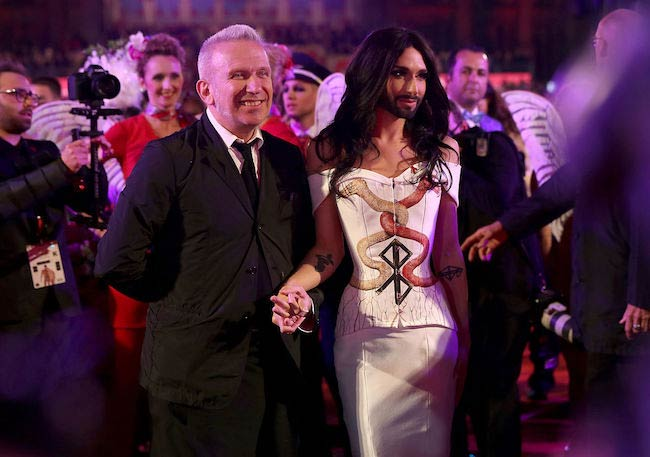 Jean paul gaultier height weight age body statistics healthy celeb - Age de jean paul gaultier ...