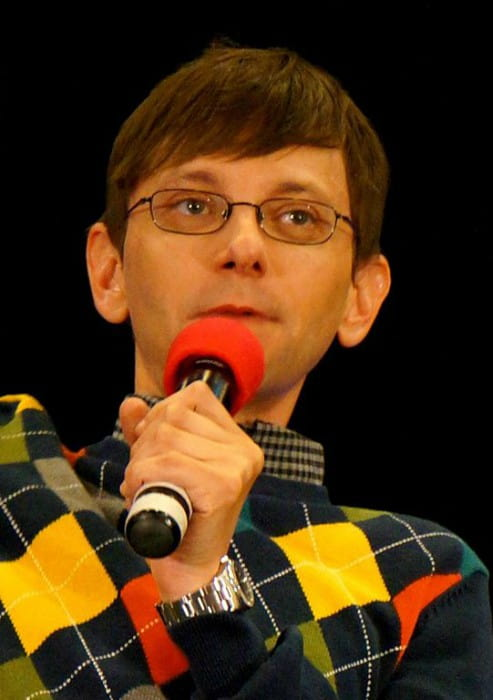 DJ Qualls as seen in March 2014