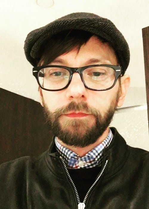 DJ Qualls in an Instagram selfie as seen in March 2018