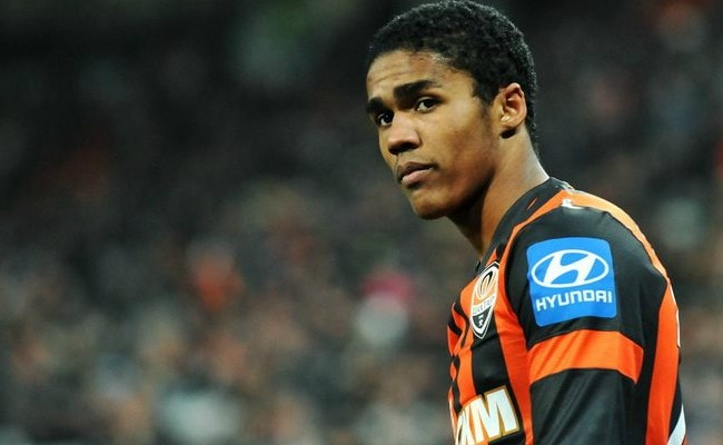 Douglas Costa as seen in November 2013