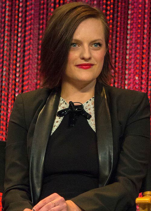 Elisabeth Moss during The Paley Center For Media's PaleyFest 2014 Honoring Mad Men