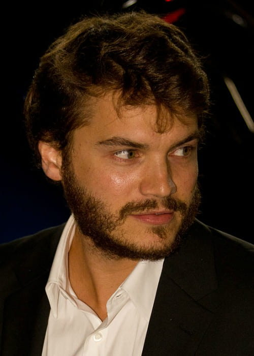 Emile Hirsch at the Toronto International Film Festival in 2012