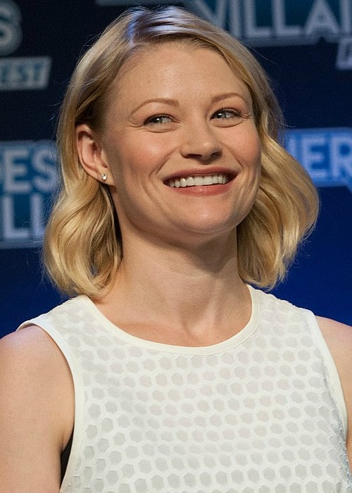Emilie de Ravin as seen in August 2016