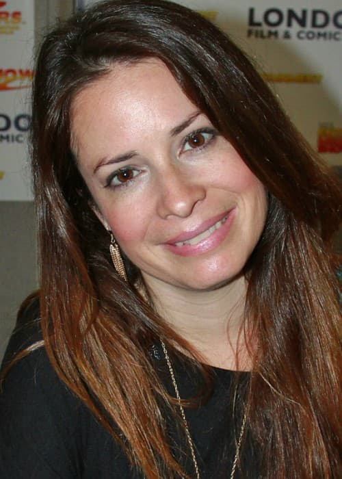 Holly Marie Combs at the London Film and Comic Convention in July 2012