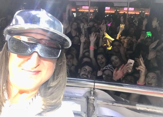 Honey G performed live at The University of Kent in October 2017